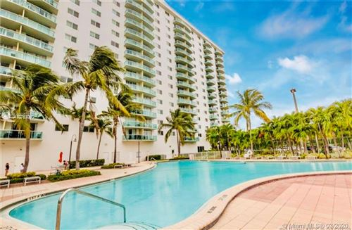 Photo of 19380 Collins Ave #204, Sunny Isles Beach, FL 33160 (MLS # A10840782)