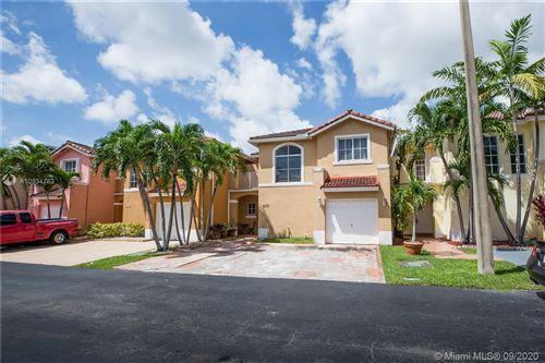 Photo of 8670 SW 159th Pl #8670, Miami, FL 33193 (MLS # A10934782)