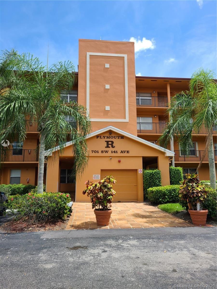 701 SW 141st Ave #206R, Pembroke Pines, FL 33027 - #: A10922782