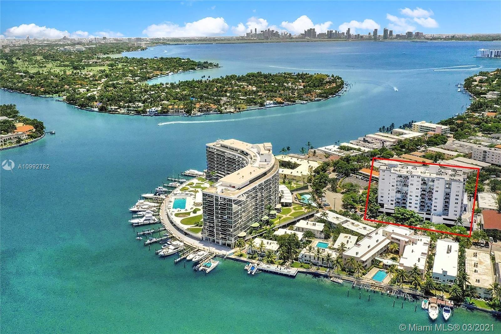 6900 Bay Dr #4F, Miami Beach, FL 33141 - #: A10992782