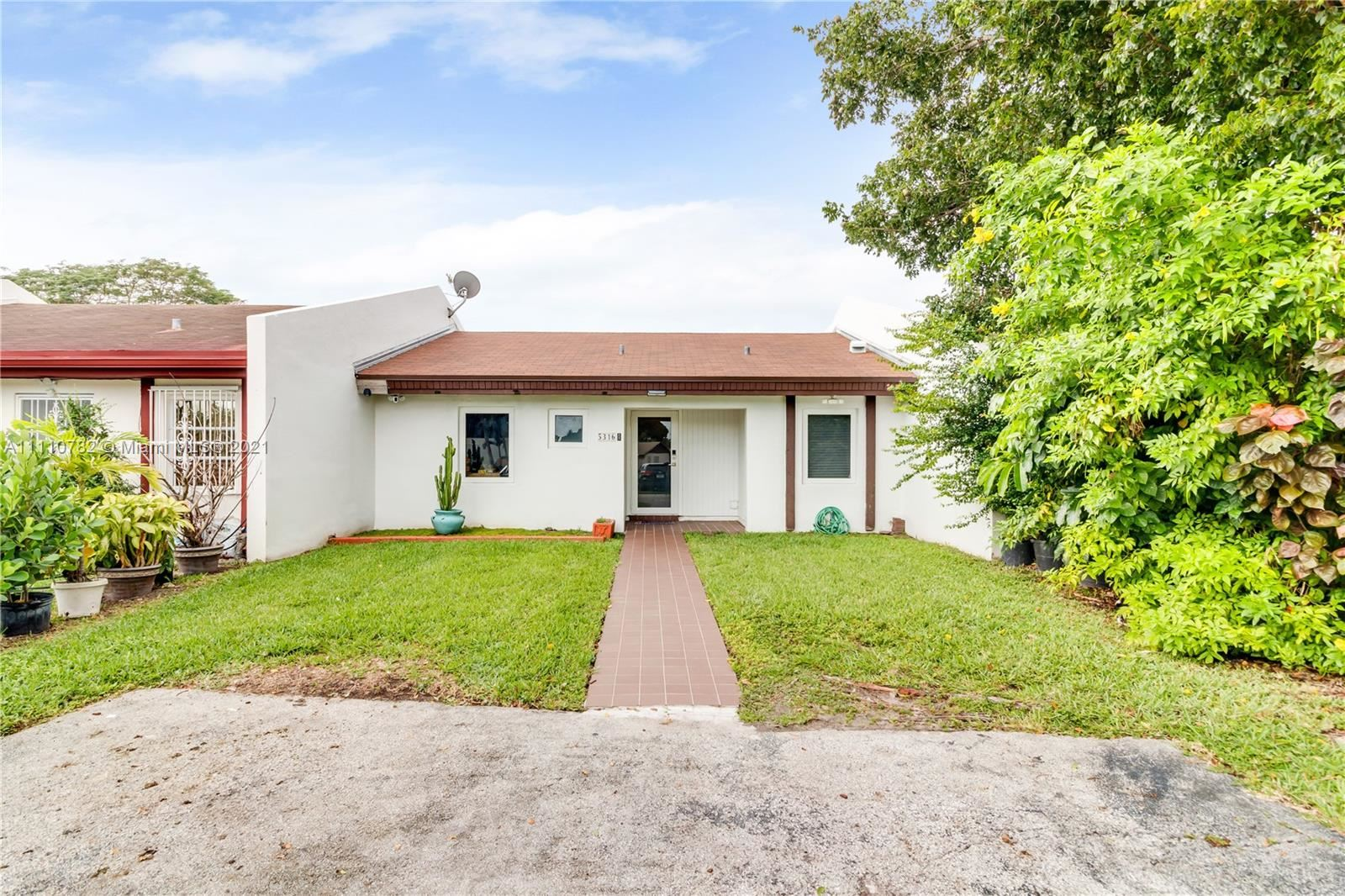 5316 SW 141st Ave #5316, Miami, FL 33175 - #: A11110782