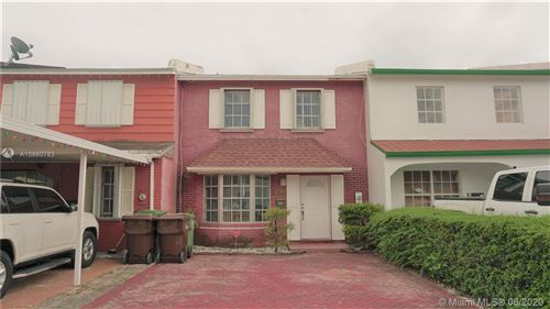 Photo of Listing MLS a10880783 in 1690 W 72nd St #1690 Hialeah FL 33014