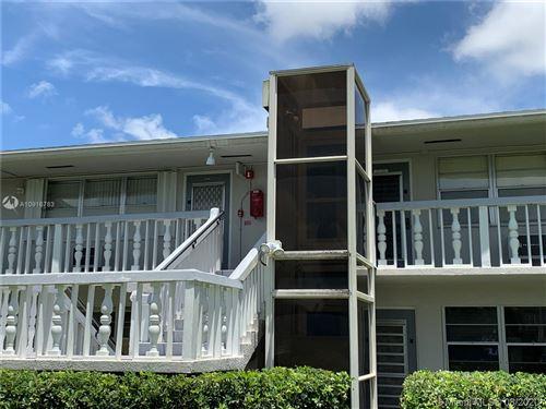 Photo of 209 Farnham I #209, Deerfield Beach, FL 33442 (MLS # A10916783)