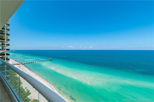 Photo of 16051 Collins Ave #2403, Sunny Isles Beach, FL 33160 (MLS # A11051783)