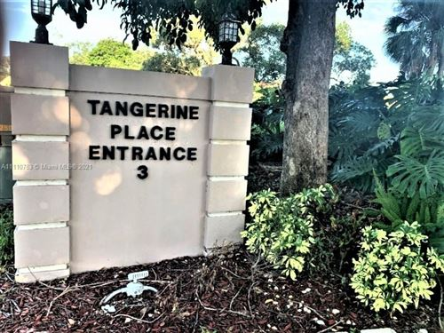Photo of 9410 Tangerine Pl #306, Davie, FL 33324 (MLS # A11110783)