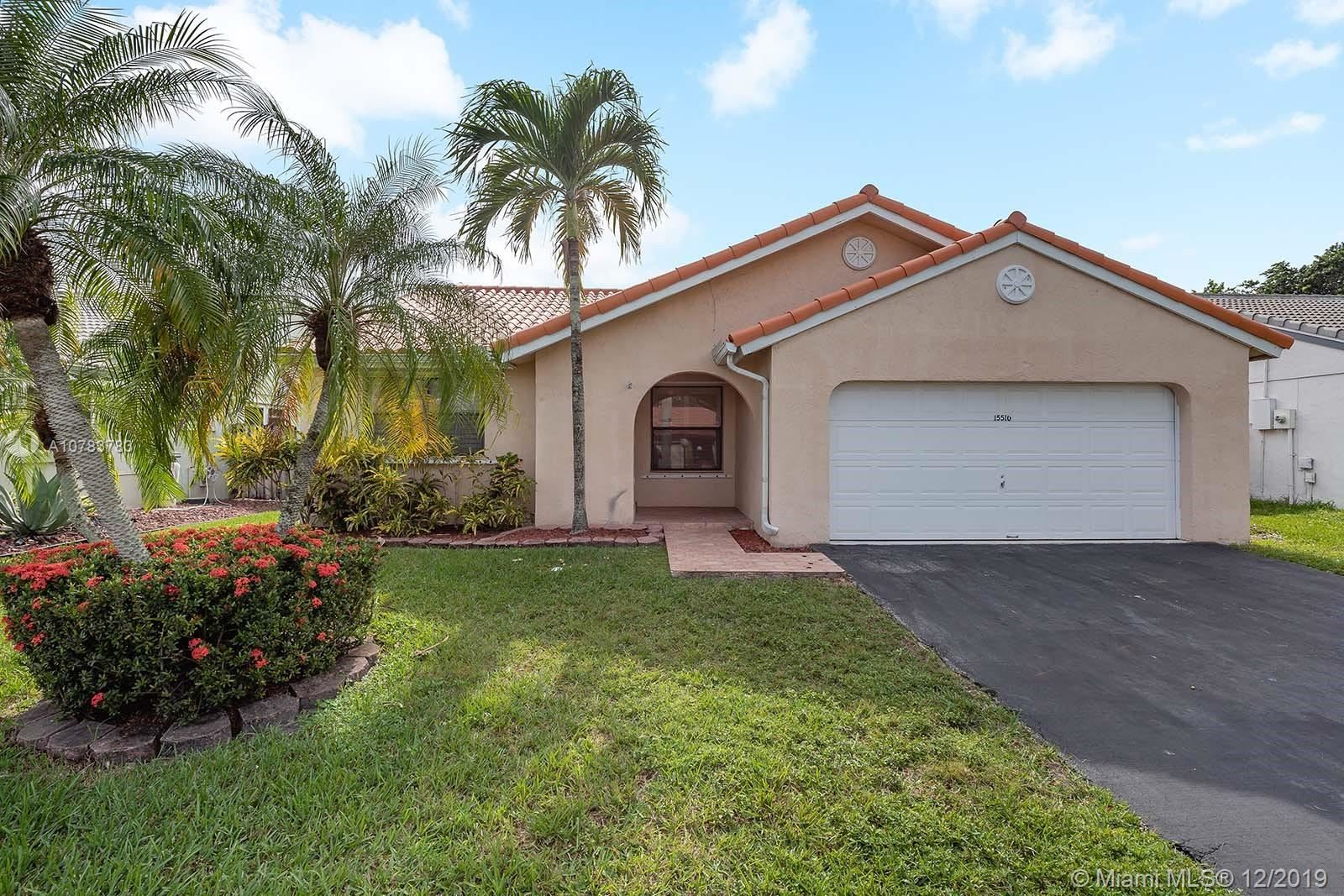 Photo of 15510 Gauntlet Hall Mnr, Davie, FL 33331 (MLS # A10783783)