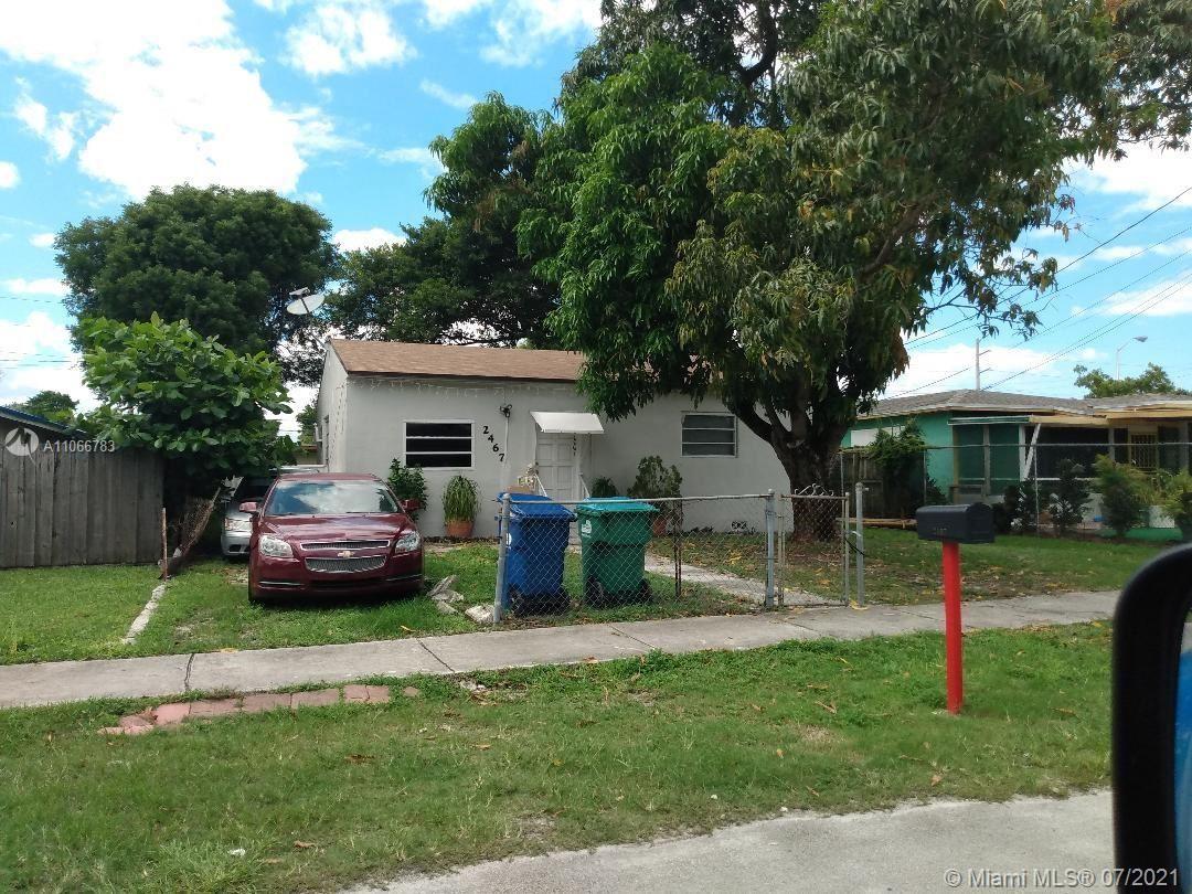 2467 NW 57th St, Miami, FL 33142 - #: A11066783