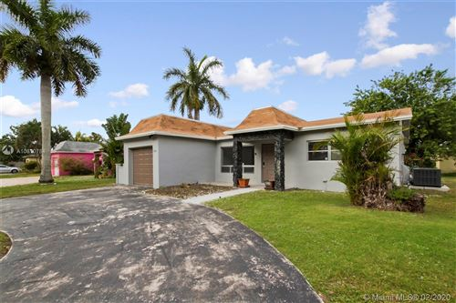 Photo of Listing MLS a10810784 in 5380 SW 11th St Margate FL 33068