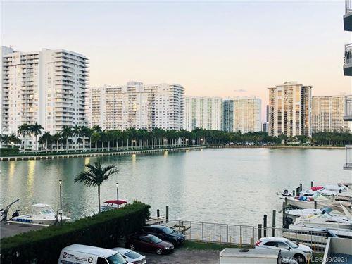 Photo of 18071 Biscayne Blvd #302, Aventura, FL 33160 (MLS # A11100784)