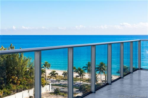 Photo of 701 N Fort Lauderdale Beach Blvd #806, Fort Lauderdale, FL 33304 (MLS # A10538785)