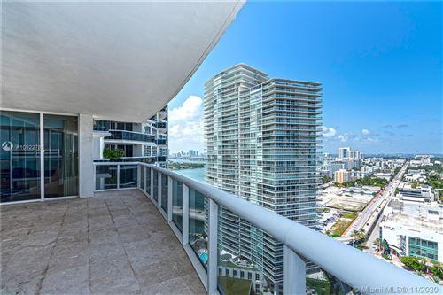 Photo of 400 Alton Rd #2707, Miami Beach, FL 33139 (MLS # A10922785)