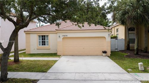 Photo of 15670 NW 14th Ct, Pembroke Pines, FL 33028 (MLS # A11025785)