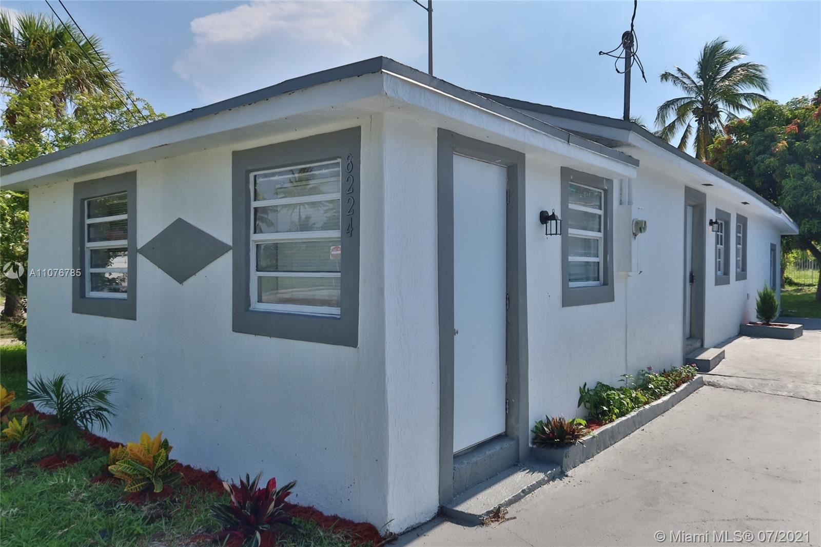 8224 NW 1st Pl, Miami, FL 33150 - #: A11076785