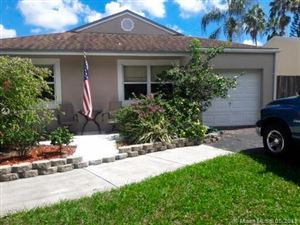 Photo of Listing MLS a10667786 in 5858 SW 99th Ln Cooper City FL 33328