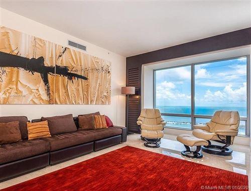 Photo of 1425 Brickell Ave #53A, Miami, FL 33131 (MLS # A10801786)