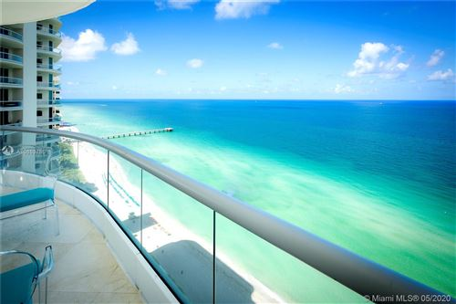 Photo of 16047 Collins Ave #2701, Sunny Isles Beach, FL 33160 (MLS # A10853786)