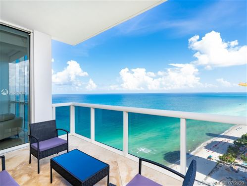 Photo of 18101 Collins Ave #4902, Sunny Isles Beach, FL 33160 (MLS # A10894786)