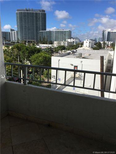 Foto de inmueble con direccion 1610 Lenox Ave #512 Miami Beach FL 33139 con MLS A10900786