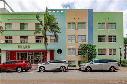 Photo of 1460 Ocean Dr #203, Miami Beach, FL 33139 (MLS # A11072786)