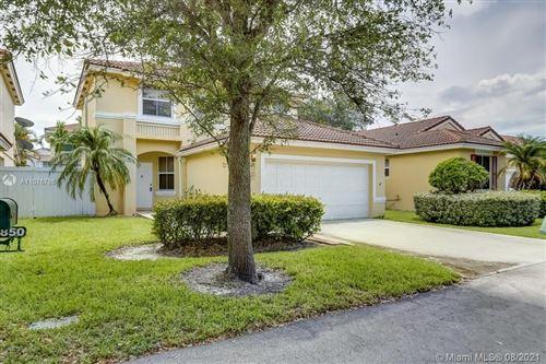 Photo of 14850 SW 50th Court #14850, Davie, FL 33331 (MLS # A11076786)