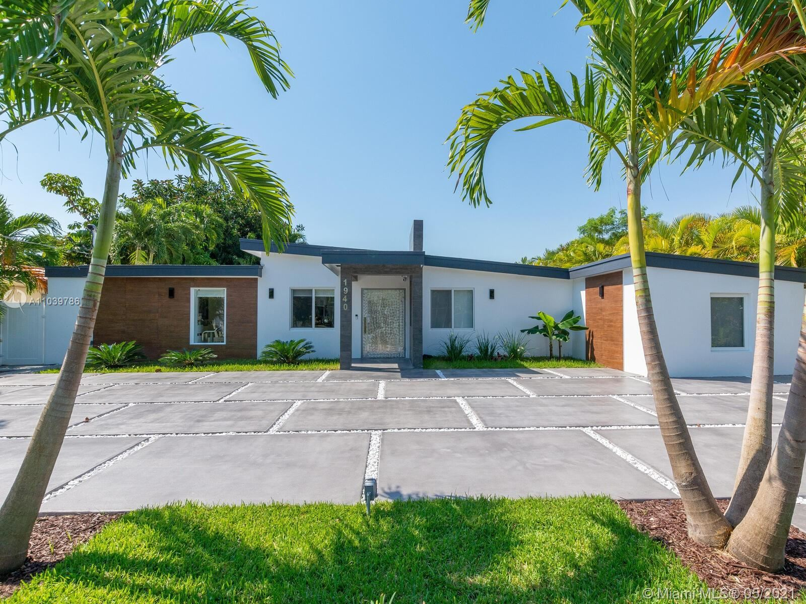 Photo of 1940 N Hibiscus Dr, North Miami, FL 33181 (MLS # A11039786)