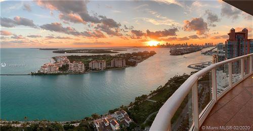 Photo of 100 S Pointe Dr #3703, Miami Beach, FL 33139 (MLS # A10813787)