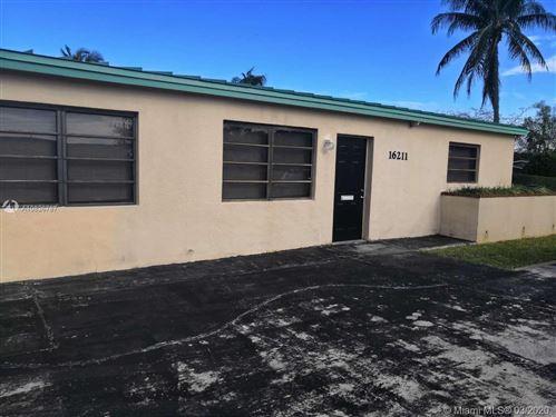 Photo of 16211 NE 12th Ct, North Miami Beach, FL 33162 (MLS # A10826787)