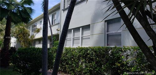 Photo of 1275 Marseille Dr #42, Miami Beach, FL 33141 (MLS # A10931787)