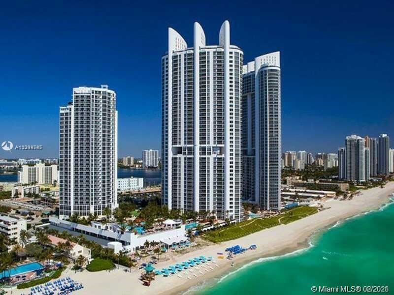 Photo of 18001 Collins Ave #1008, Sunny Isles Beach, FL 33160 (MLS # A11004787)