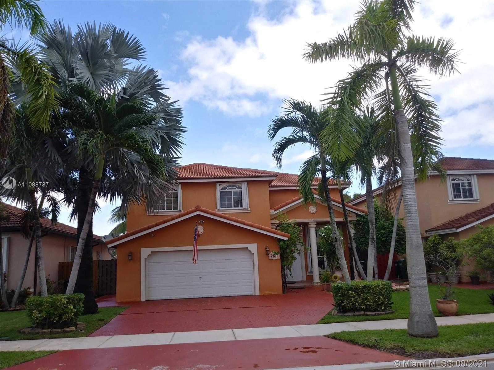 2811 SW 149th Pl, Miami, FL 33185 - #: A11088787