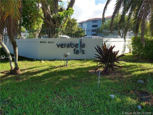 Photo of 8275 SW 152nd Ave #D-103, Miami, FL 33193 (MLS # A10950788)