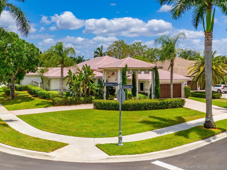 2540 Montclaire Ct, Weston, FL 33327 - #: A11048788