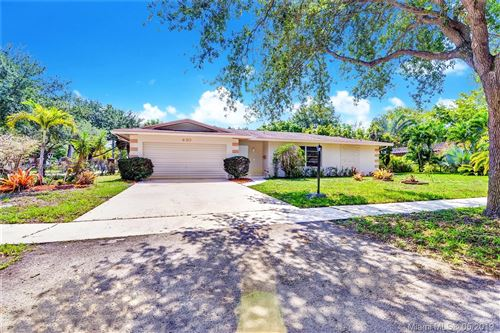 Photo of 490 NW 43rd Ave, Plantation, FL 33317 (MLS # A10673789)