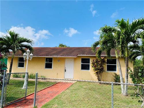 Photo of Listing MLS a10813789 in 184 SW 16th Ter Homestead FL 33030