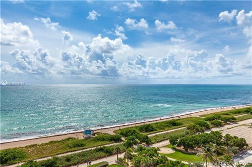 Photo of 9341 Collins Ave #308, Surfside, FL 33154 (MLS # A10827789)