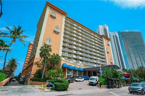 Photo of 19201 Collins Ave #535, Sunny Isles Beach, FL 33160 (MLS # A11058789)