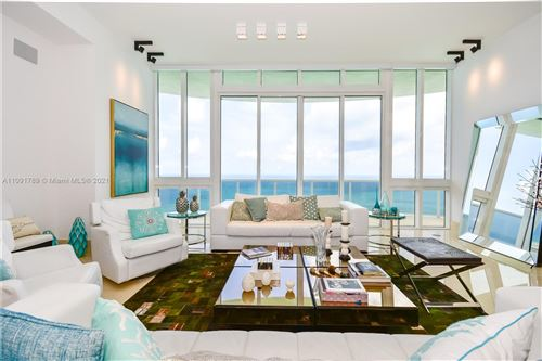 Photo of 15901 Collins Ave #4201, Sunny Isles Beach, FL 33160 (MLS # A11091789)