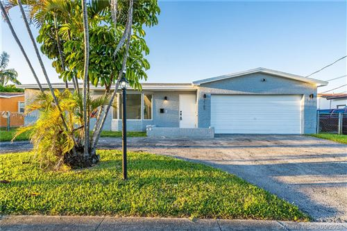 Photo of 3165 NW 40th St, Lauderdale Lakes, FL 33309 (MLS # A11094789)