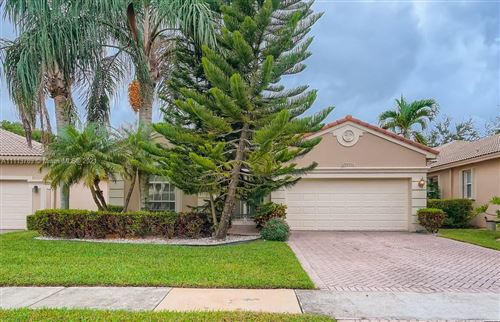 Photo of 12327 Landrum Way, Boynton Beach, FL 33437 (MLS # A11113789)