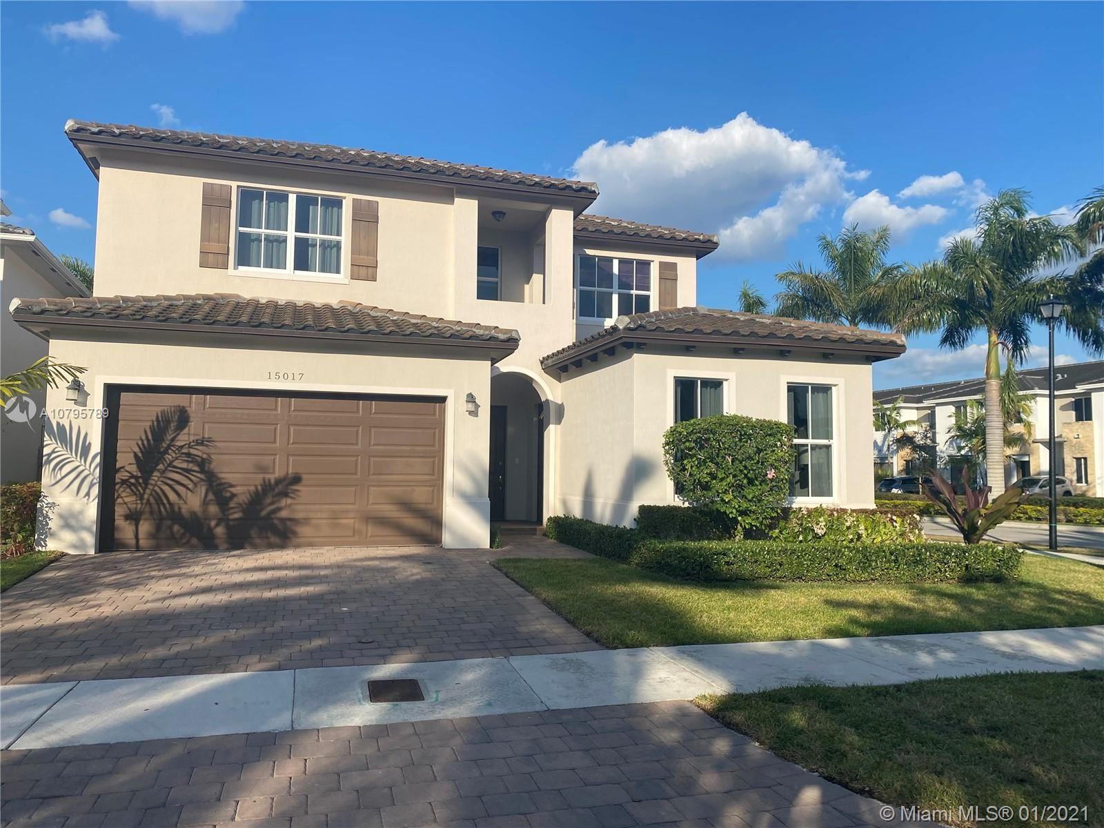 15017 SW 176th St, Miami, FL 33187 - #: A10795789