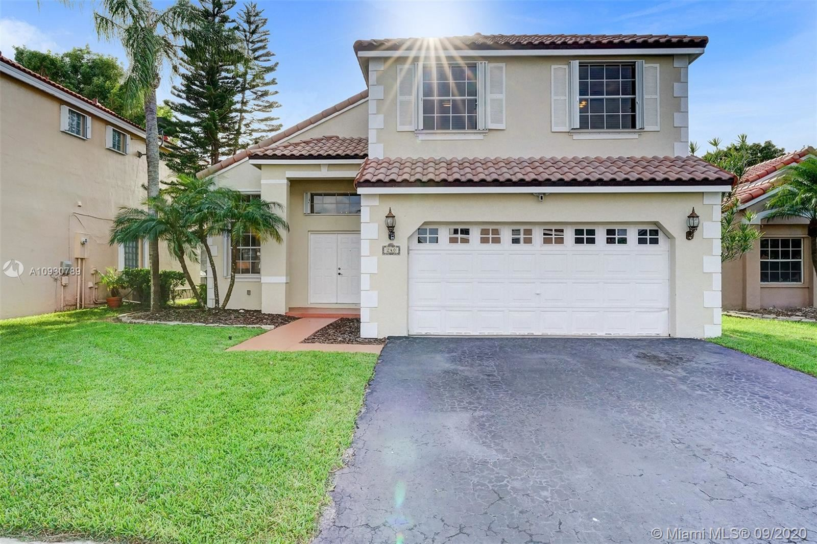 240 Somerset Way, Weston, FL 33326 - #: A10930789