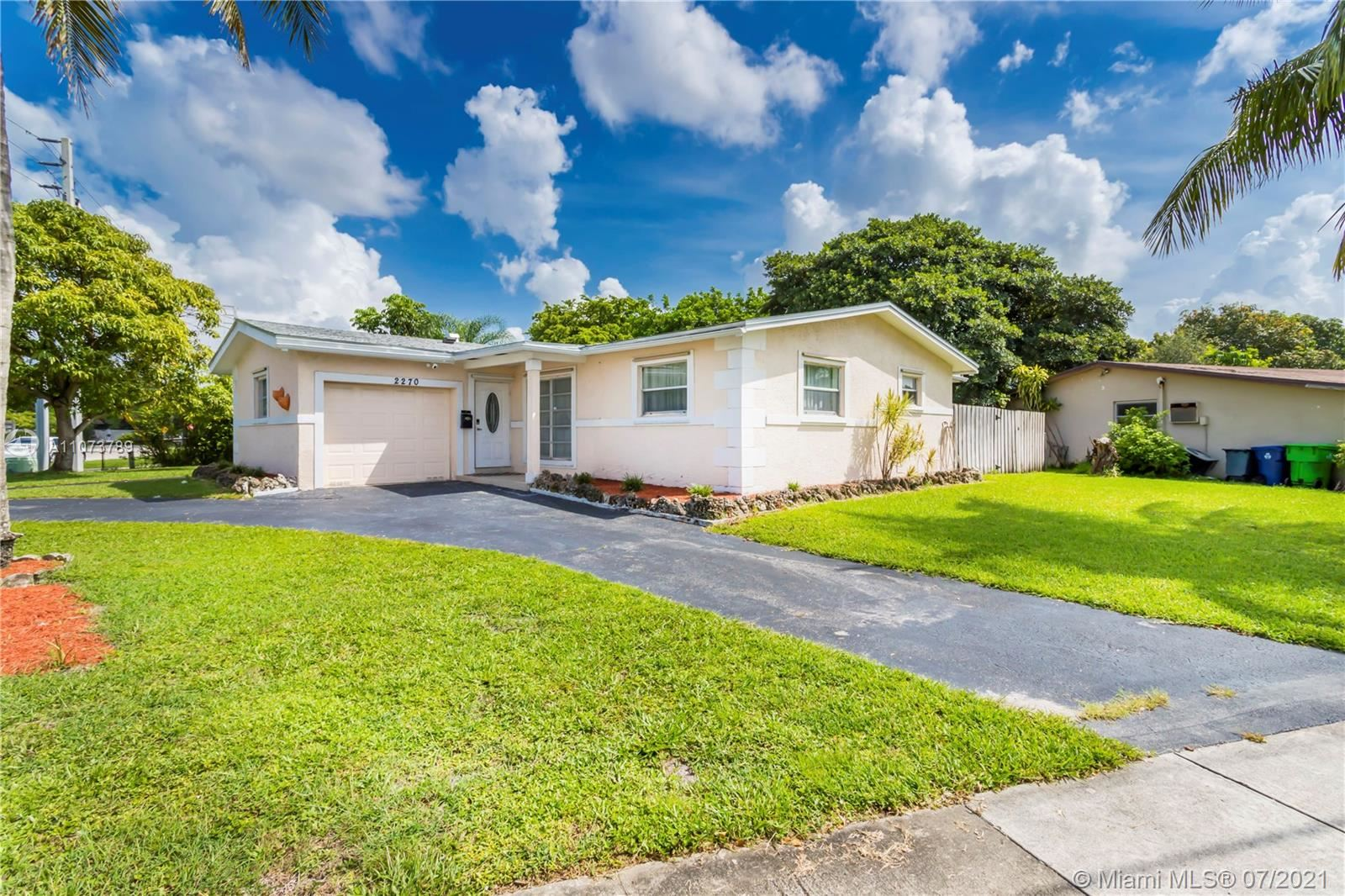 Photo of 2270 NW 74th Ave, Sunrise, FL 33313 (MLS # A11073789)