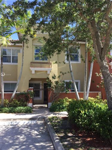 Photo of 3395 Merrick Court #1110, Margate, FL 33063 (MLS # A10839790)
