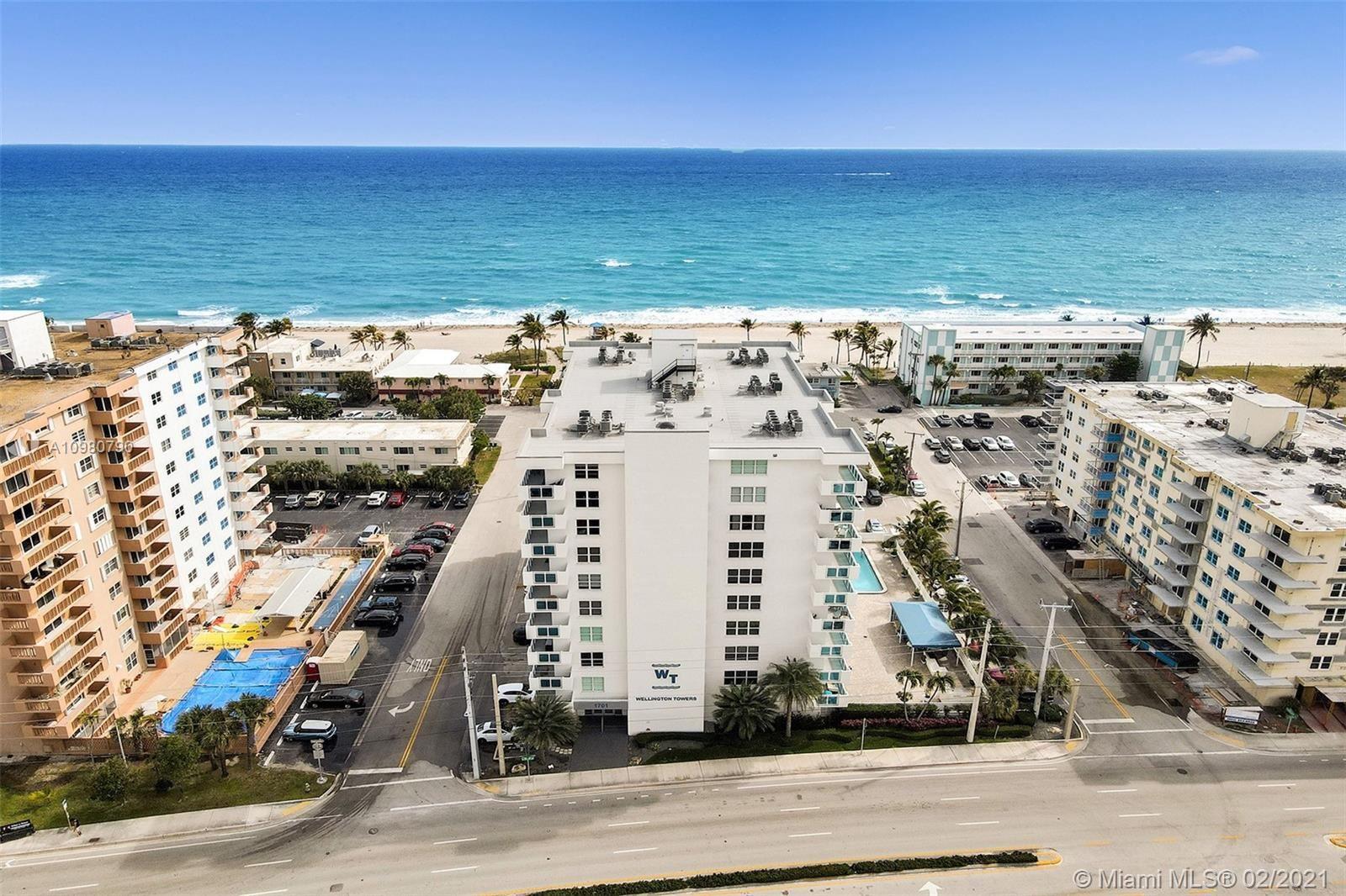 1701 S Ocean Dr #202, Hollywood, FL 33019 - #: A10980790