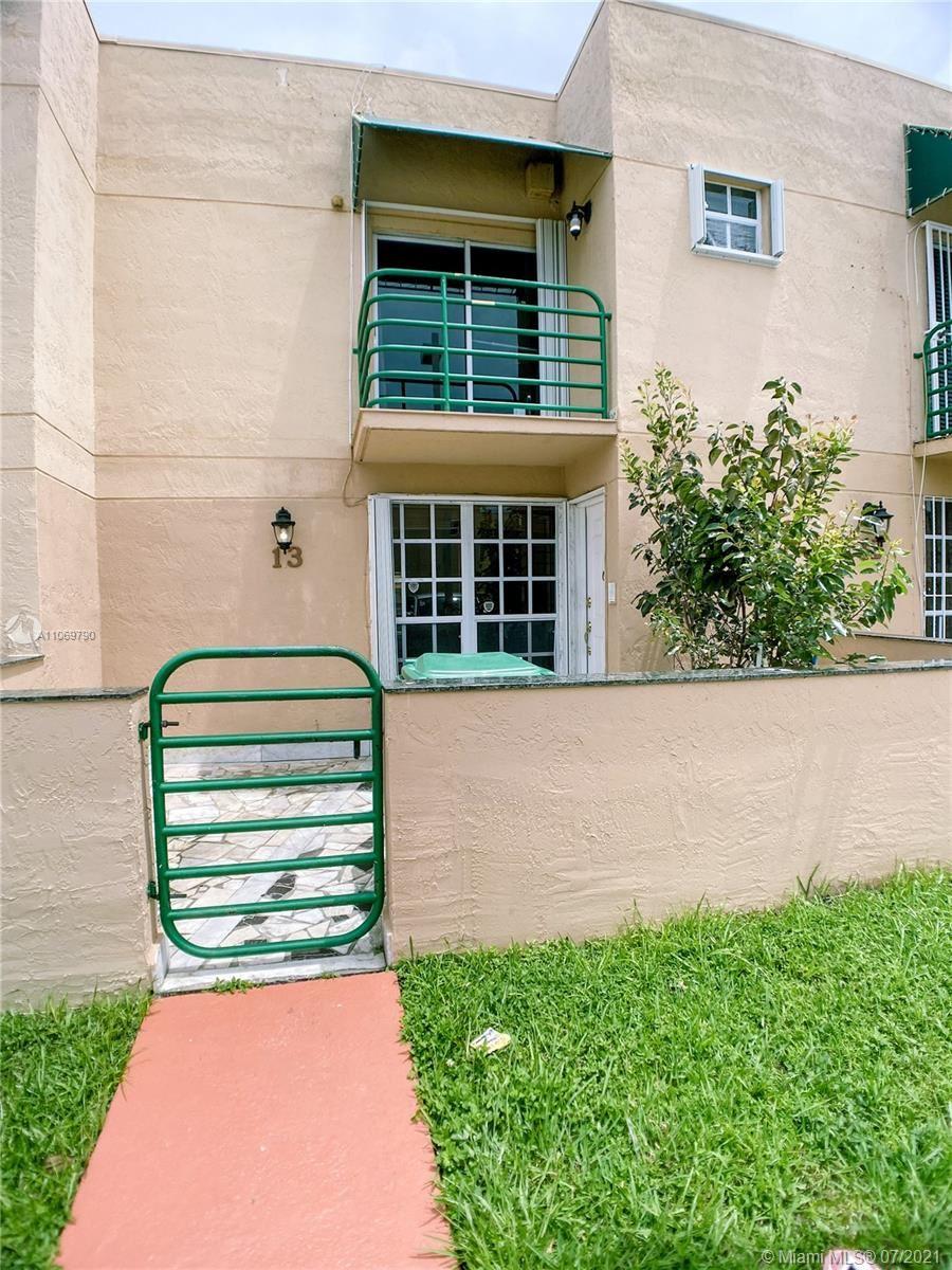 12015 SW 18th Ter #13, Miami, FL 33175 - #: A11069790