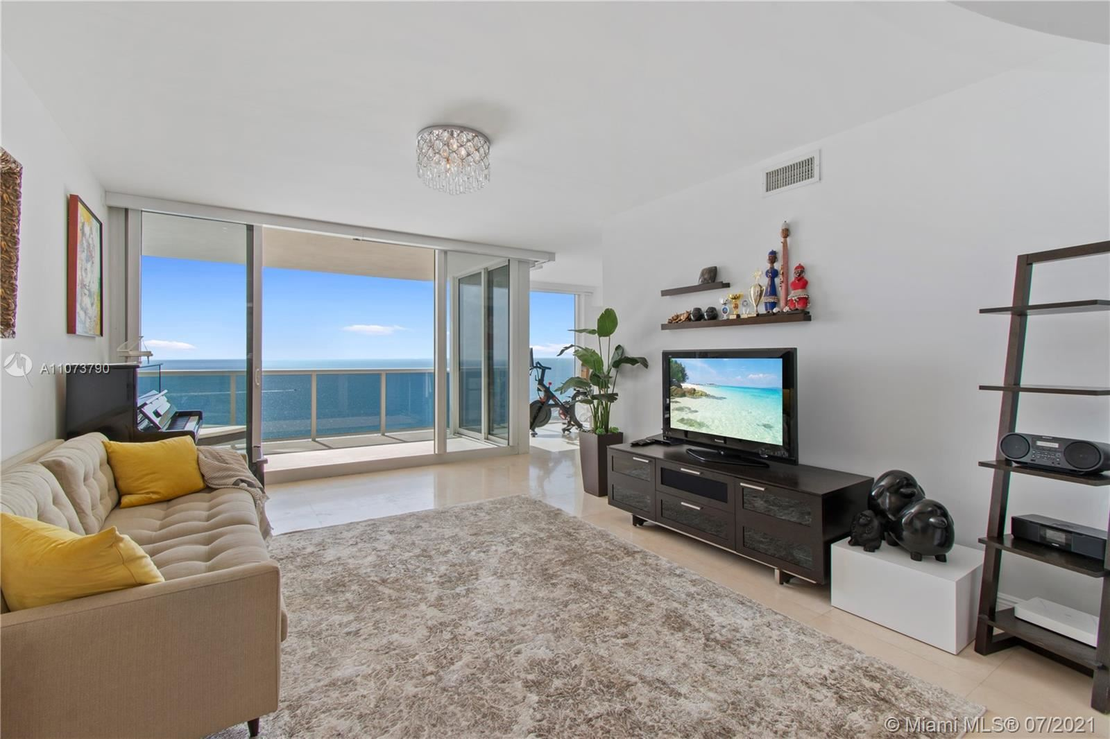Photo of 19111 Collins Ave #2403, Sunny Isles Beach, FL 33160 (MLS # A11073790)