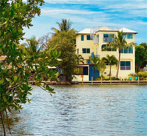 Photo of Listing MLS a10857791 in 37 Lake Shore Dr Key Largo FL 33037