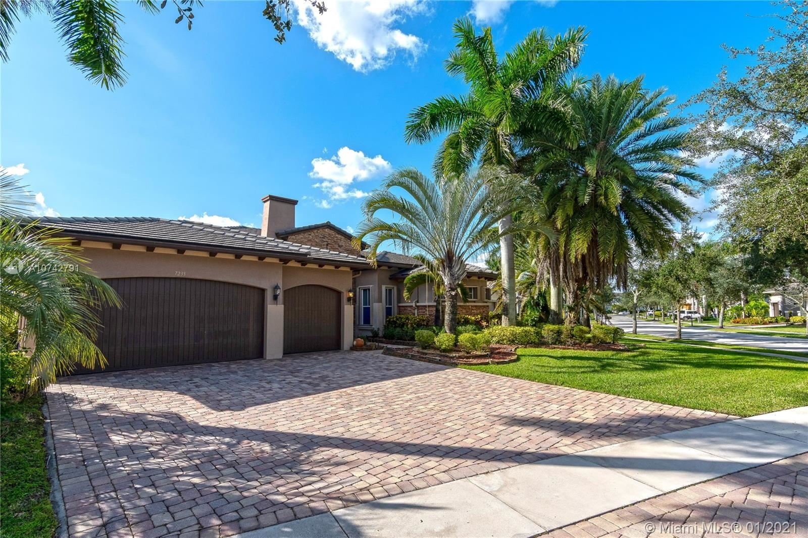7233 NW 123rd Ave, Parkland, FL 33076 - #: A10742791