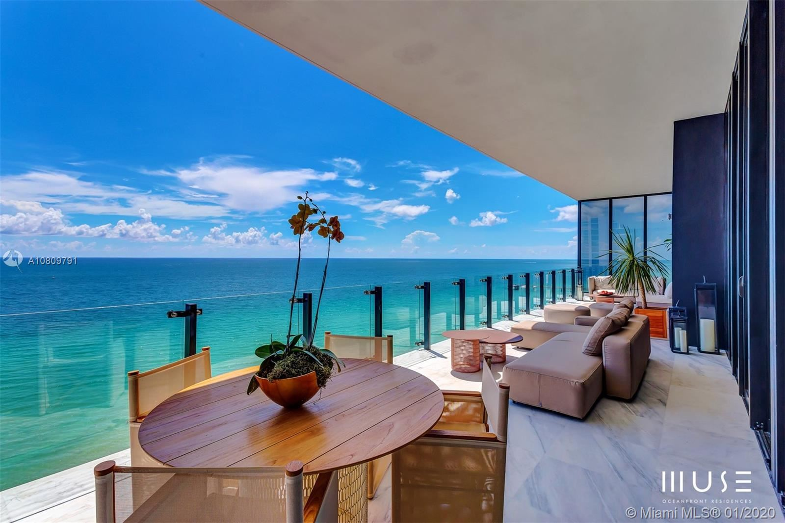 17141 Collins Ave #1201, Sunny Isles, FL 33160 - #: A10809791