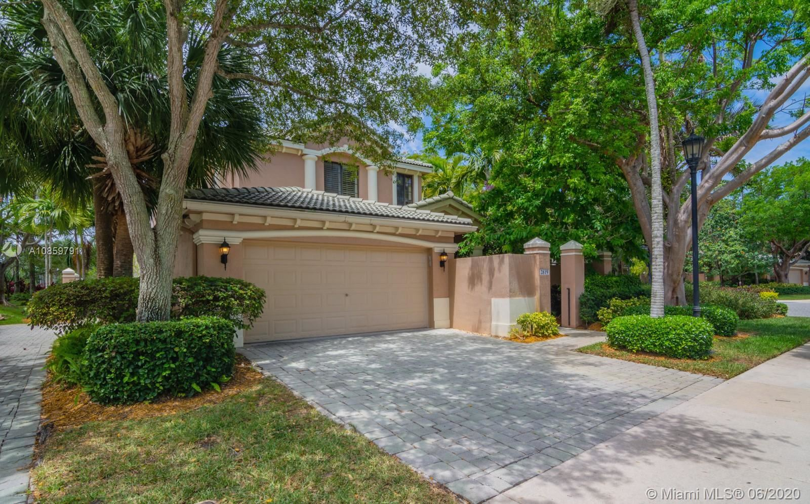 2819 Center Ct Dr #2-26, Weston, FL 33332 - #: A10859791